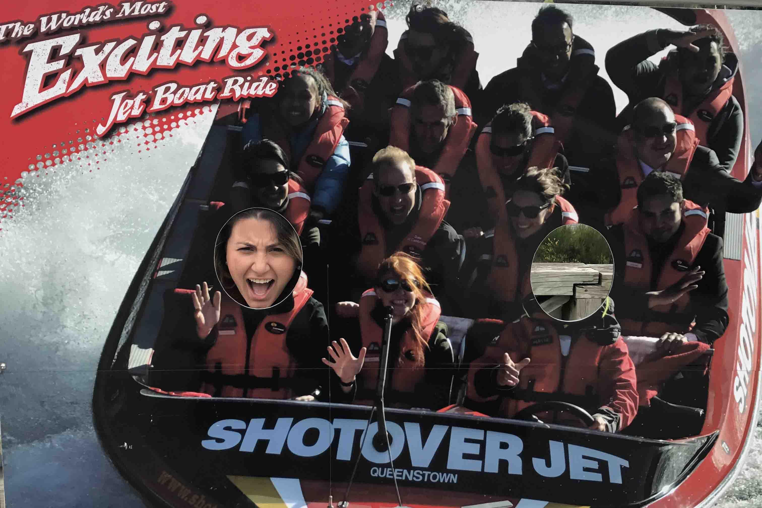 shotover jet boat queenstown