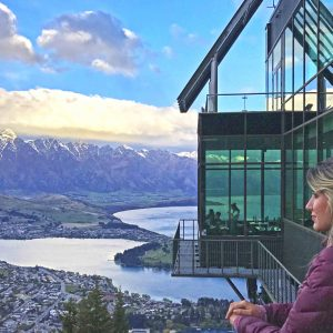 skyline gondola queenstown lala rebelo