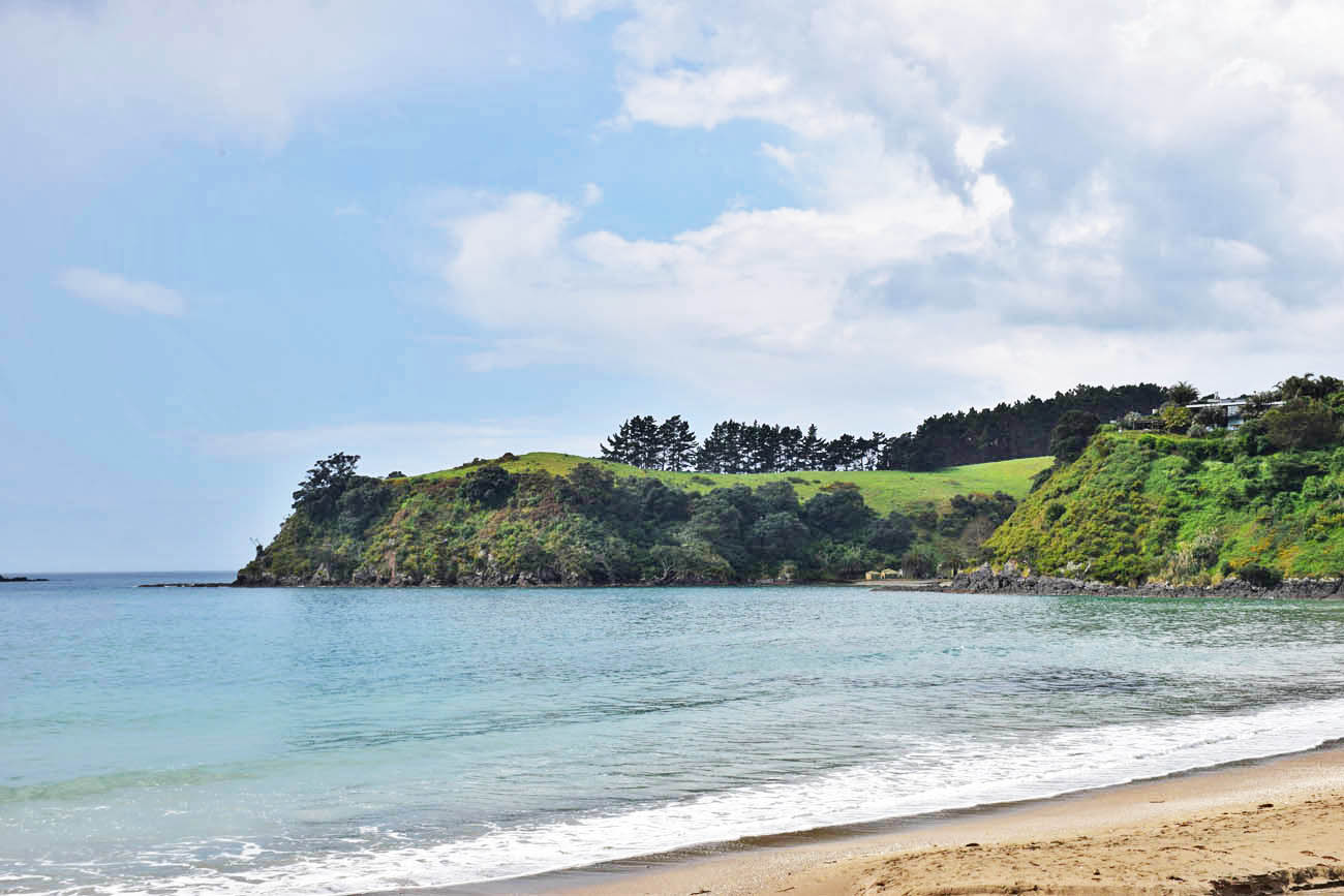 Palm Beach Waiheke Island new zealand