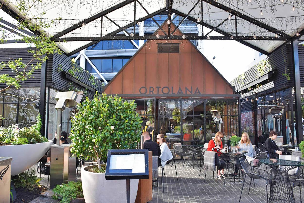 Ortolana Restaurant Auckland