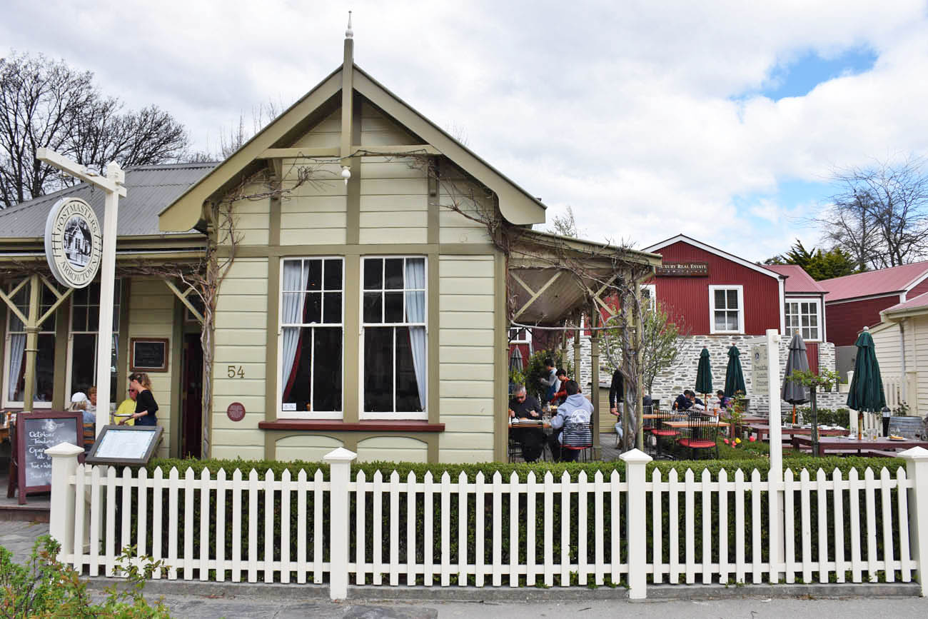 arrowtown queenstown new zealand