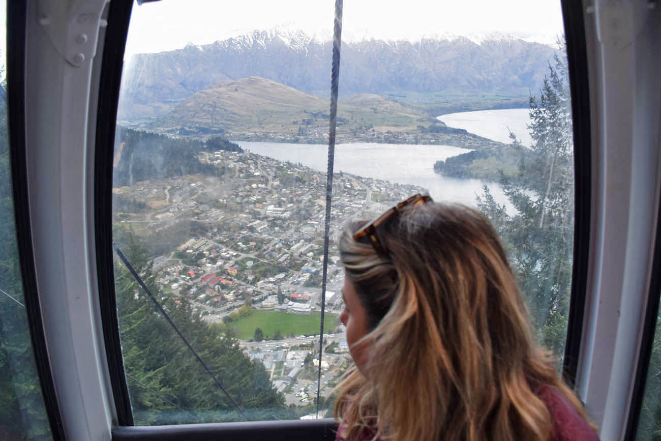 skyline gondola queenstown new zealand