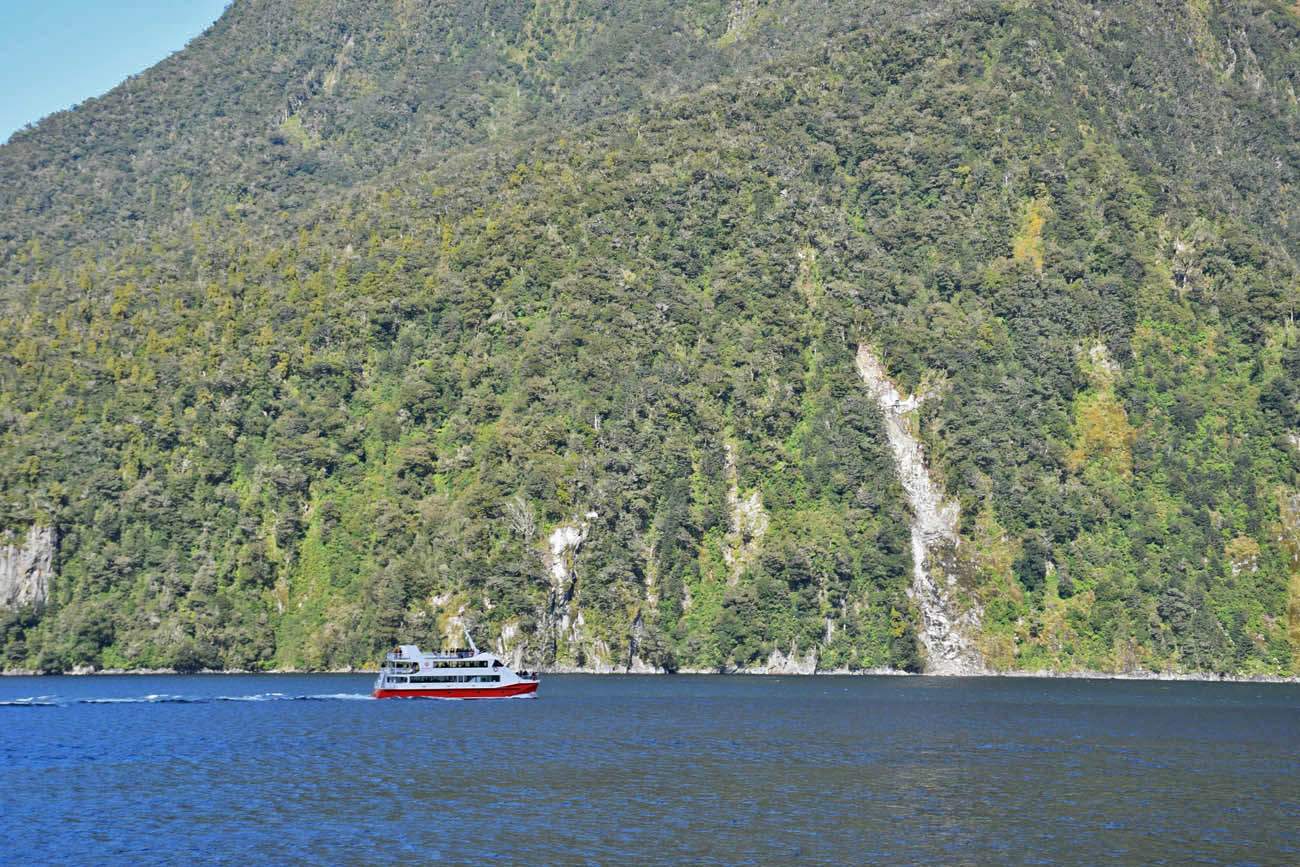 Milford Sound New Zealand