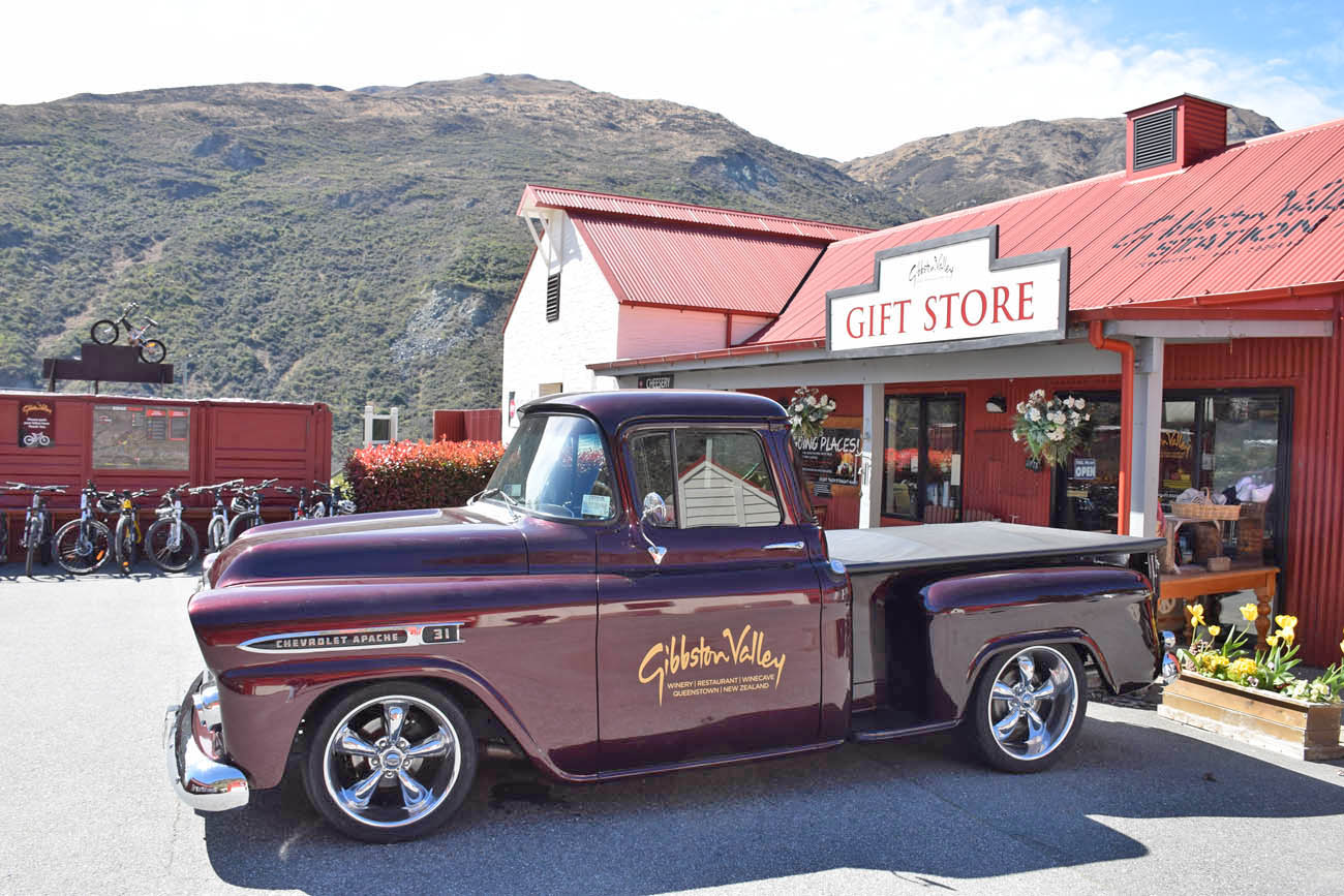gibbston valley queenstown wines