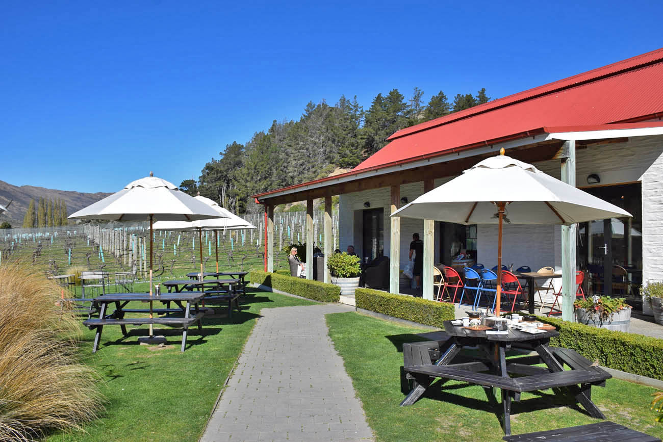 Gibbston Valley Winery Queenstown