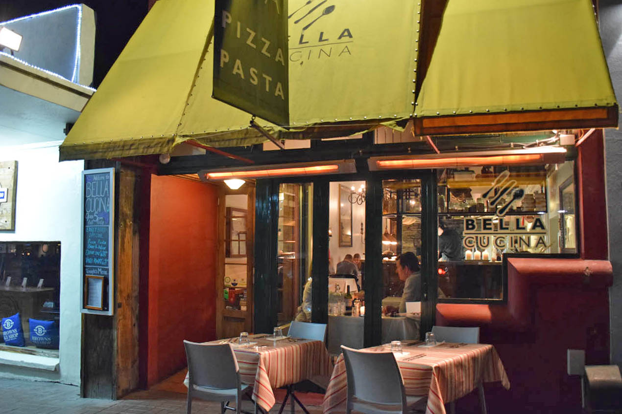 bella cucina restaurant queenstown