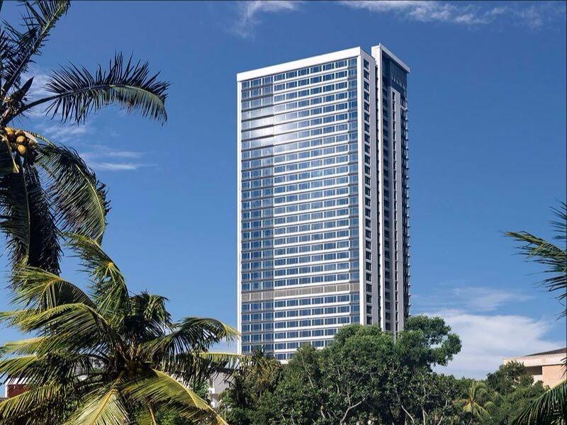 Hotel Shangri La Colombo Sri Lanka