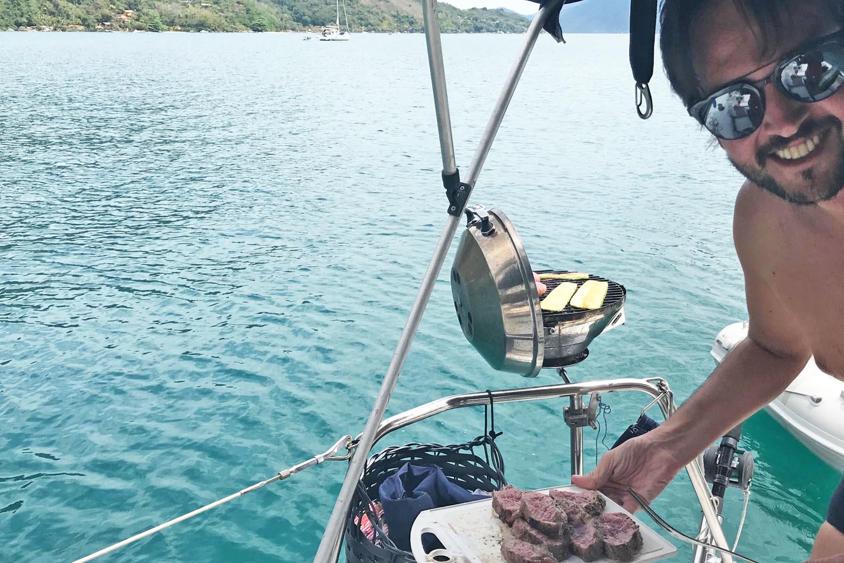 veleiro paraty ilha grande