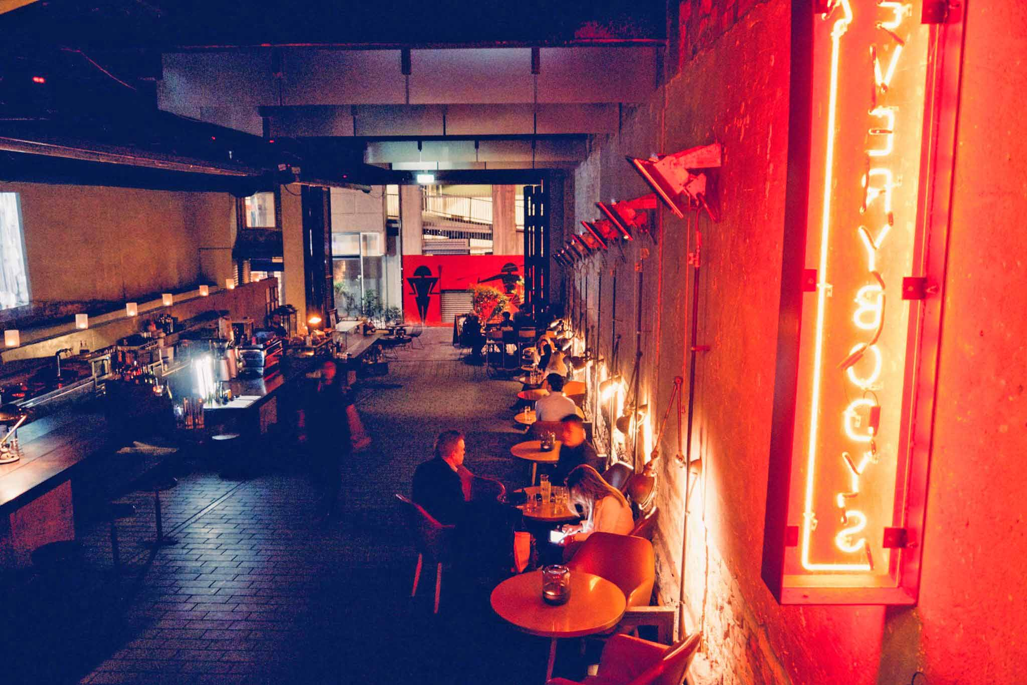 imperial lane bar restaurant cafe auckland new zealand