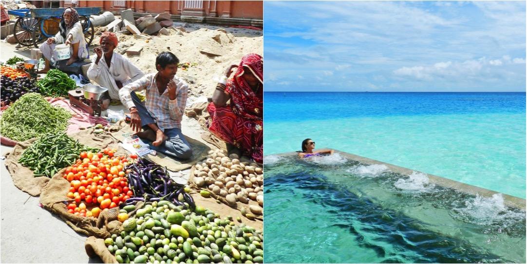 viagem india maldivas
