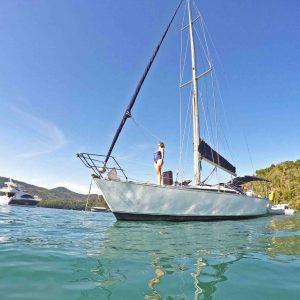 veleiro em paraty e ilha grande