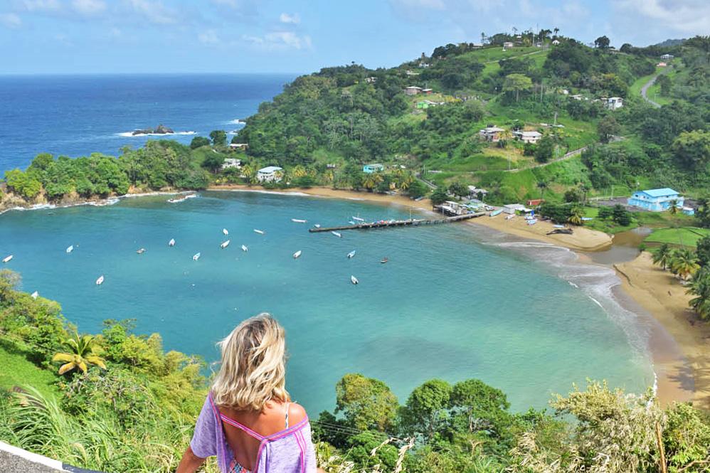 Parlatuvier - Tobago