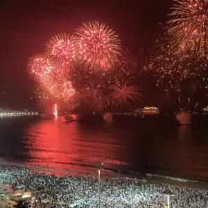 fogos rio de janeiro ano novo reveillon hotel emiliano rio