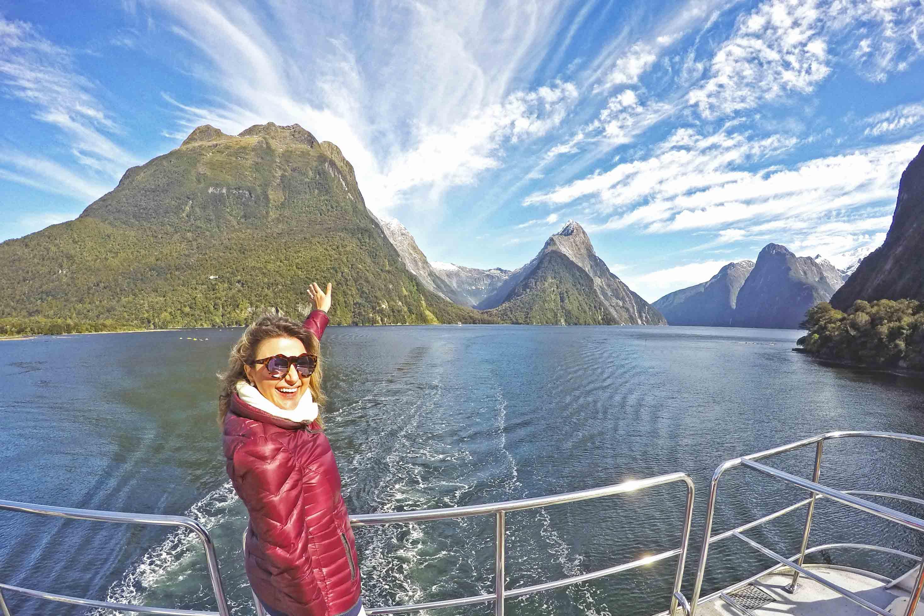 Lua de mel mes a mes - ONDE IR LUA DE MEL SETEMBRO - NOVA ZELANDIA