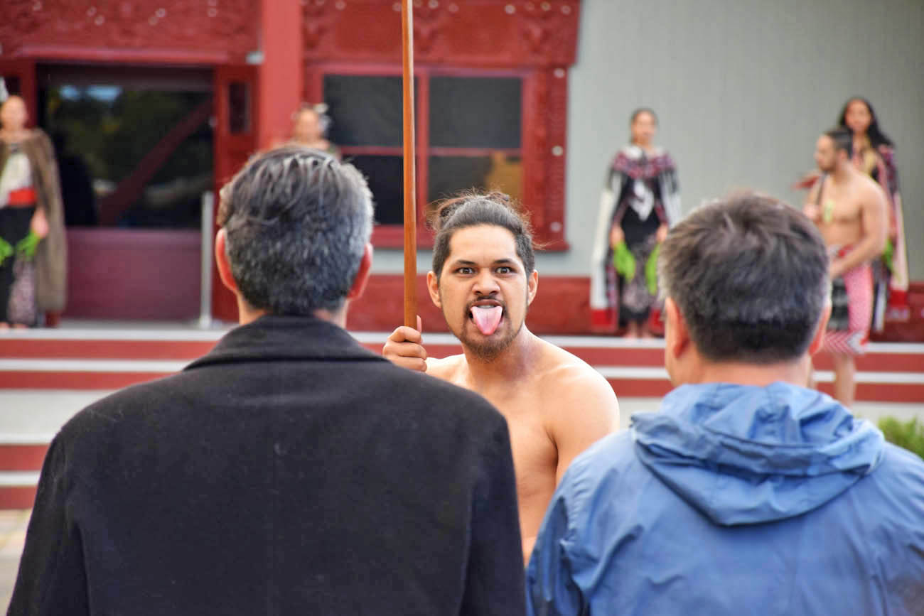 te puia rotorua new zealand maori