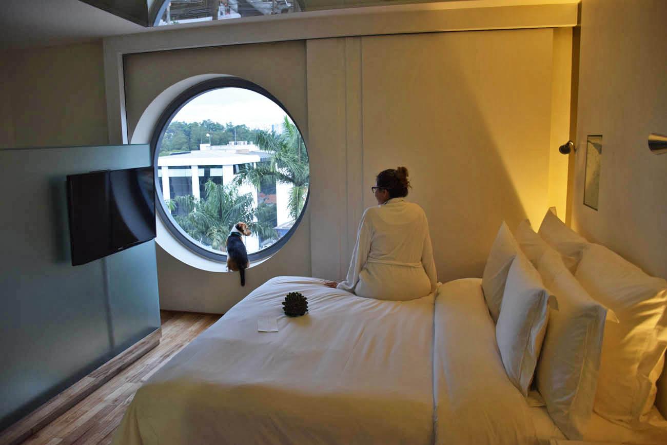 hotel unique premium room quartos