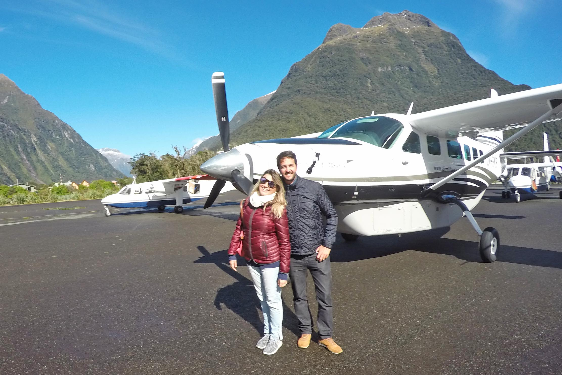 milford sound flight queenstown