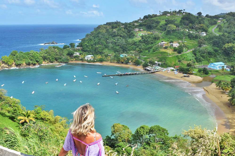 dicas de tobago - parlatuvier bay trinidad and tobago lala rebelo