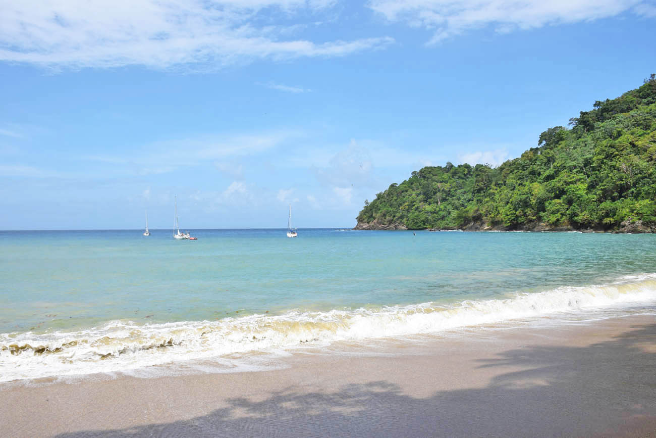 Englishmans Bay - Tobago