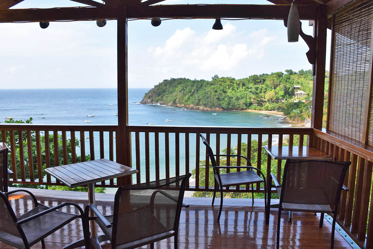 castara bay tobago castara retreats caribbean kitchen