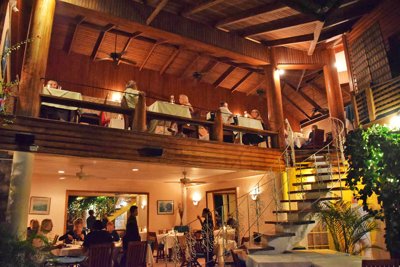 Restaurante The Seahorse Inn - Tobago