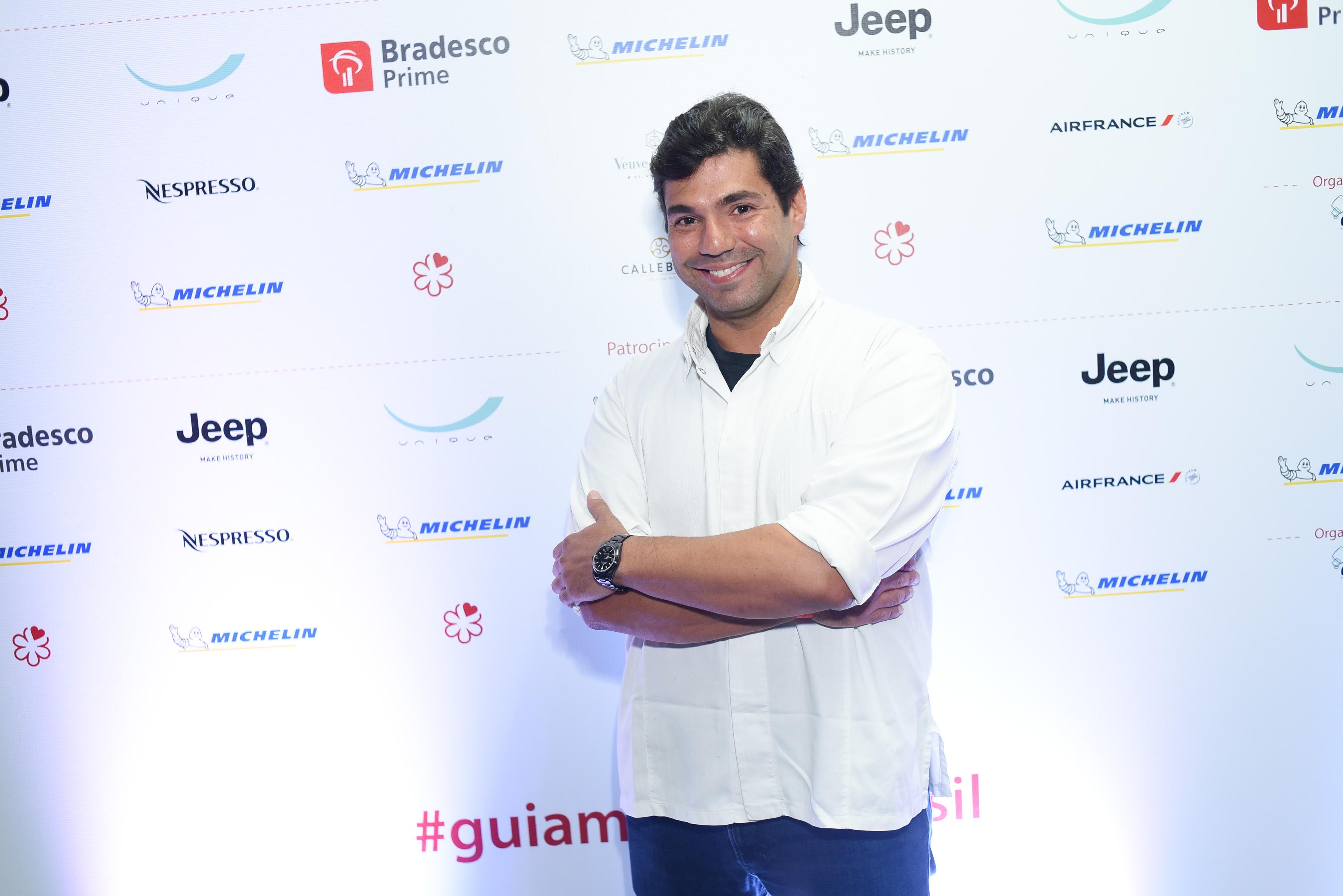 Guia Michelin Rio de Janeiro e São Paulo 2018 - Felipe Bronze - ORO