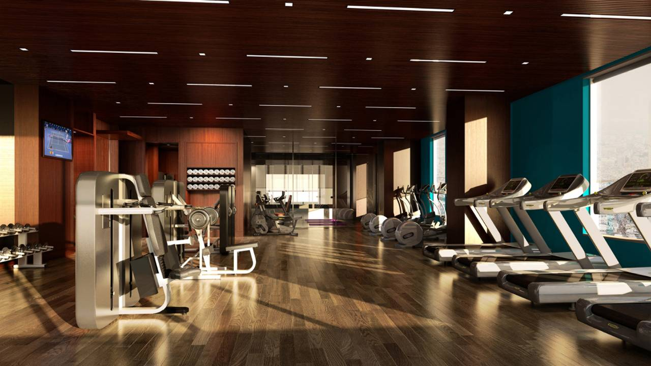 four seasons sao paulo - fitness center - academia