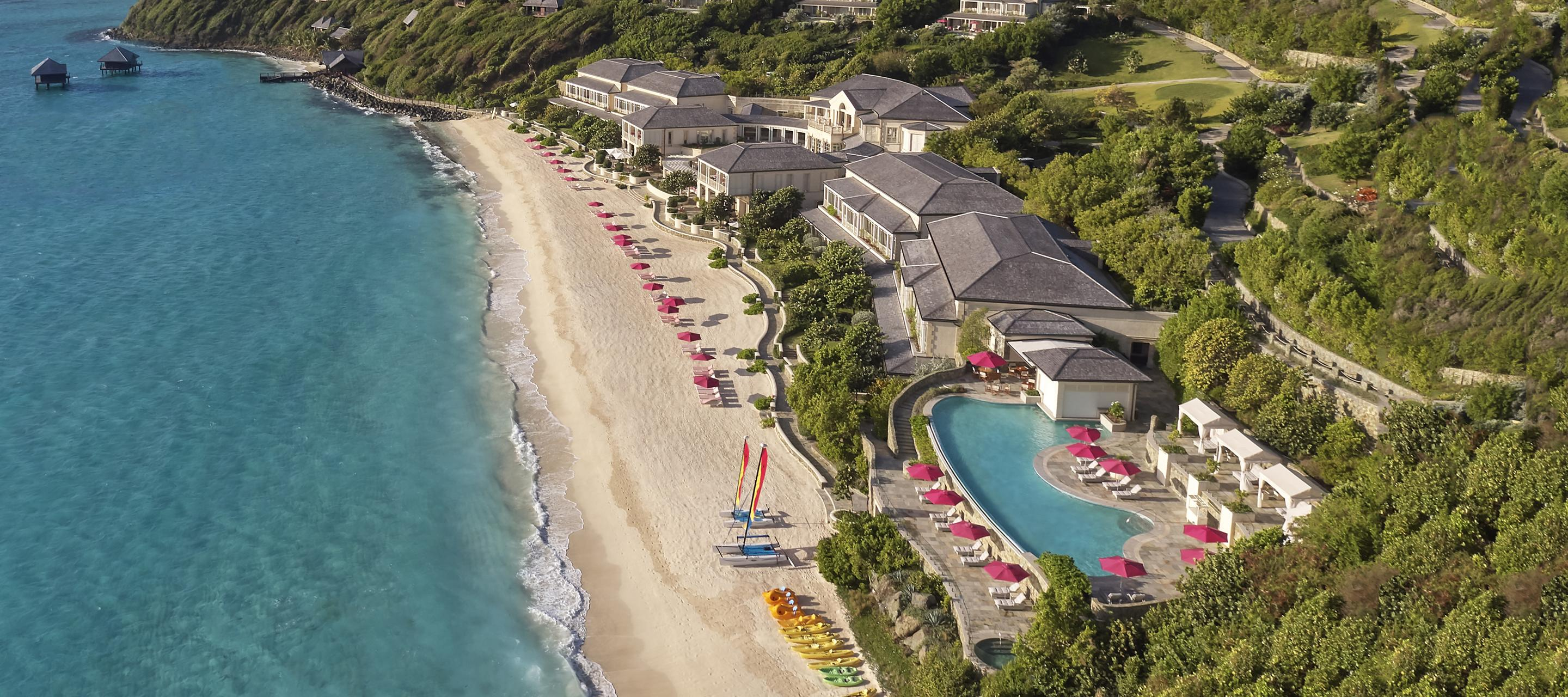 hotel the pink sands club mandarin oriental canouan st vincent grenadines