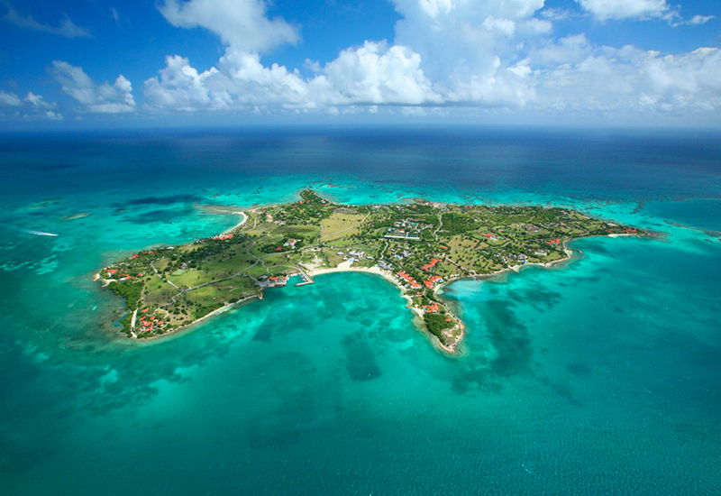 jumby bay island antigua oetker collection