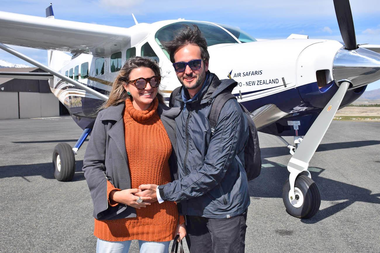 dicas de lake tekapo nova zelandia o que fazer voo panoramico air safari the grand traverse