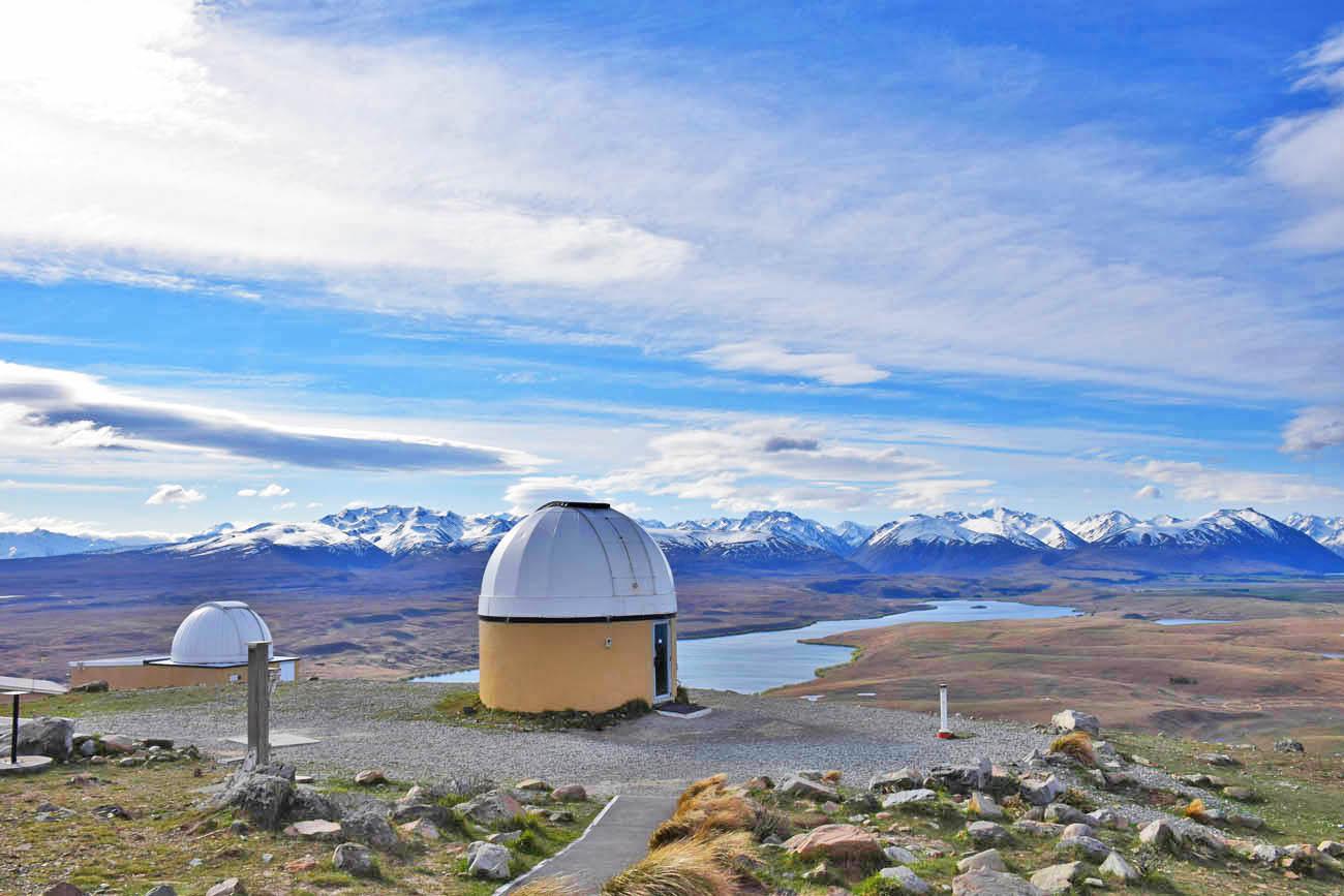 mount john observatory lake tekapo