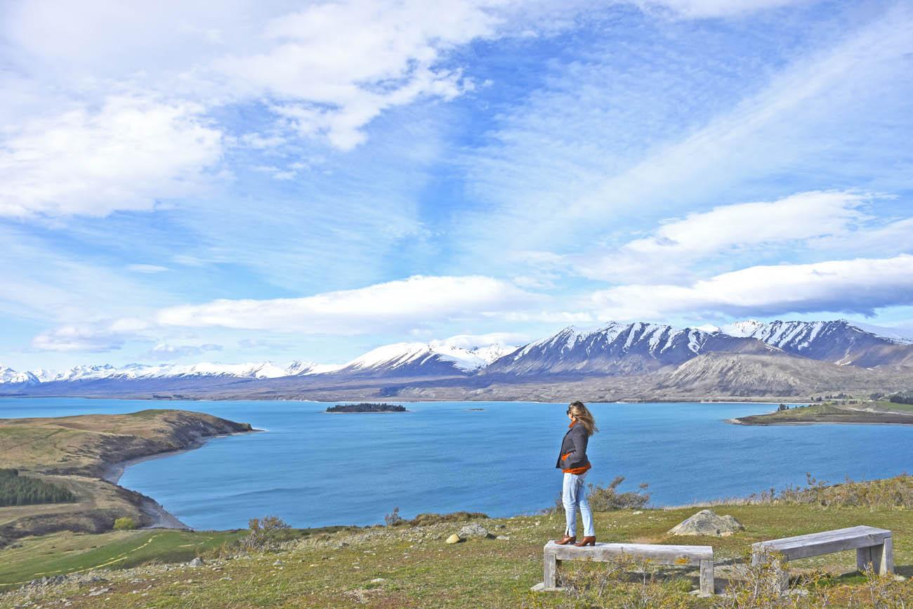 dicas de lake tekapo - nova zelandia - mt john observatory