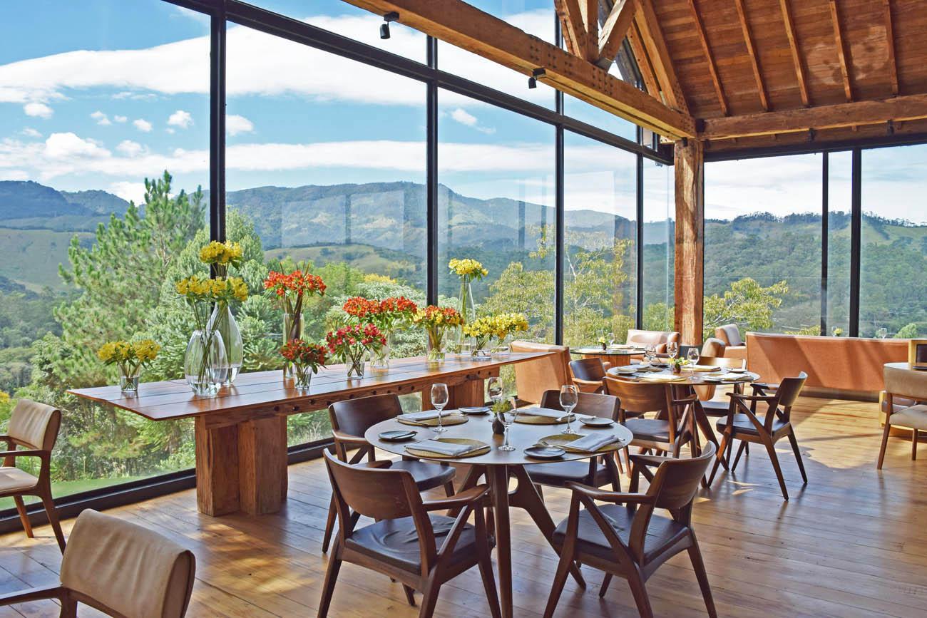 Hotéis perto de São Paulo para uma escapada - Botanique Hotel e Spa - Campos do Jordão