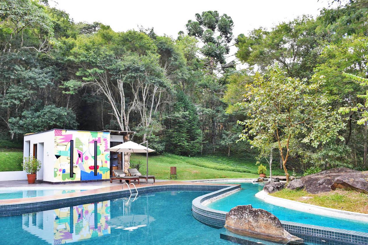 botanique hotel campos do jordão piscina