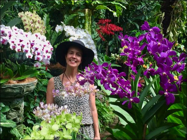 botanic garden singapura