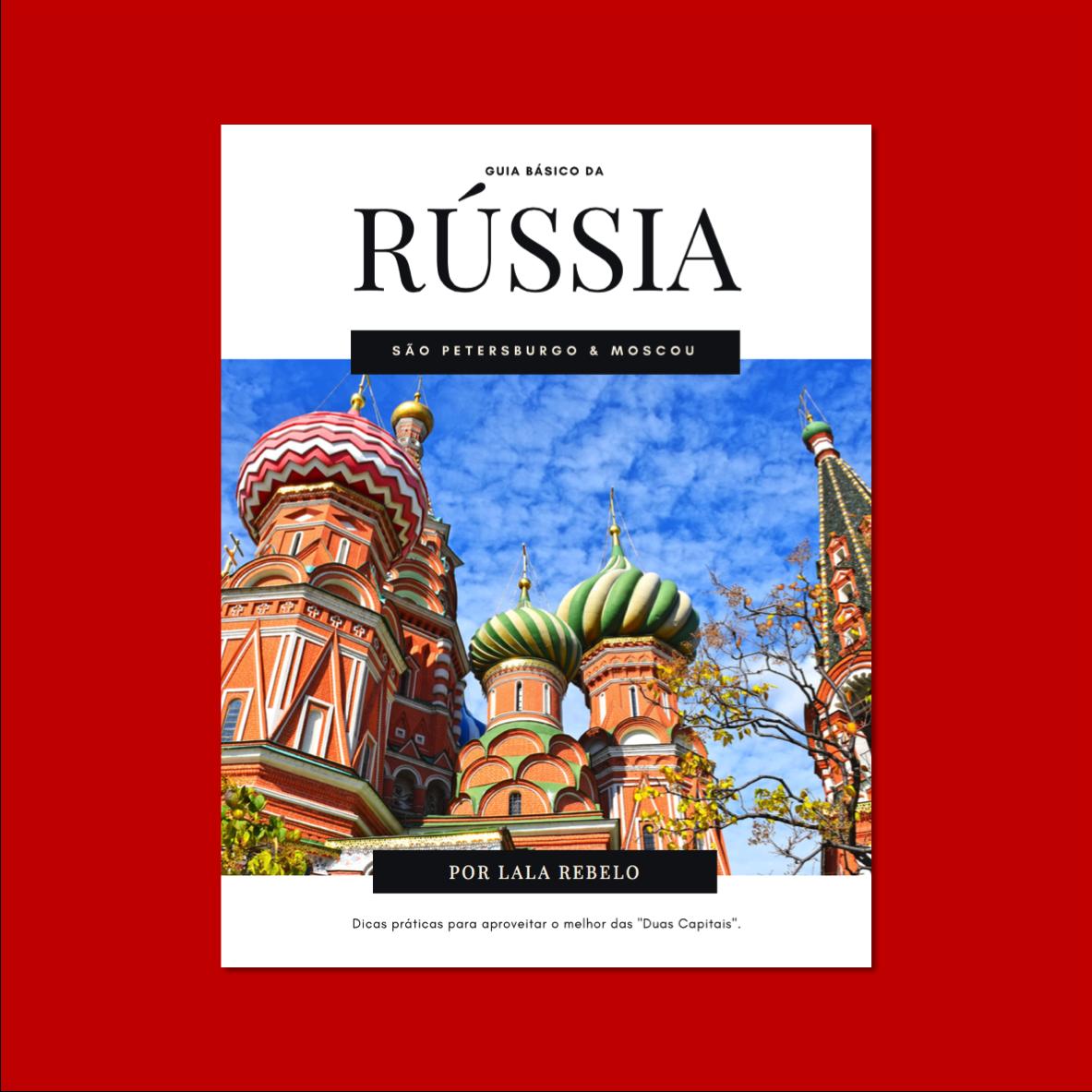 guia da russia lala rebelo