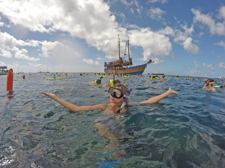 o que fazer em barbados - snorkel mergulho