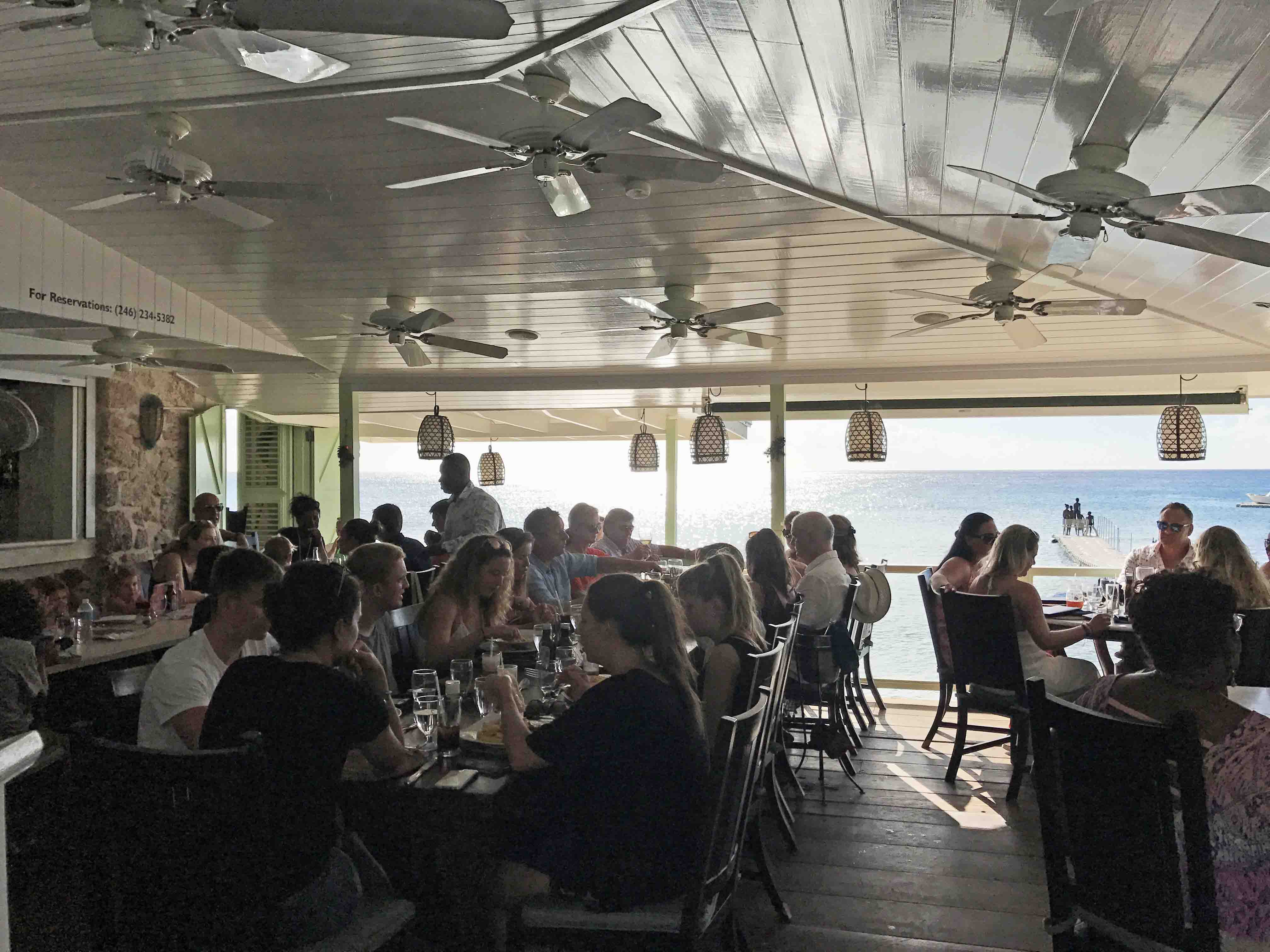the fish pot barbados restaurant