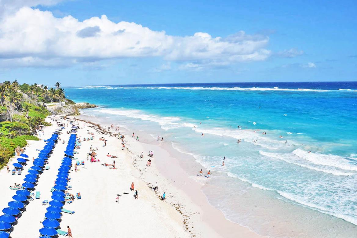dicas de barbados - melhores praias - crane beach - the crane resort - lala rebelo