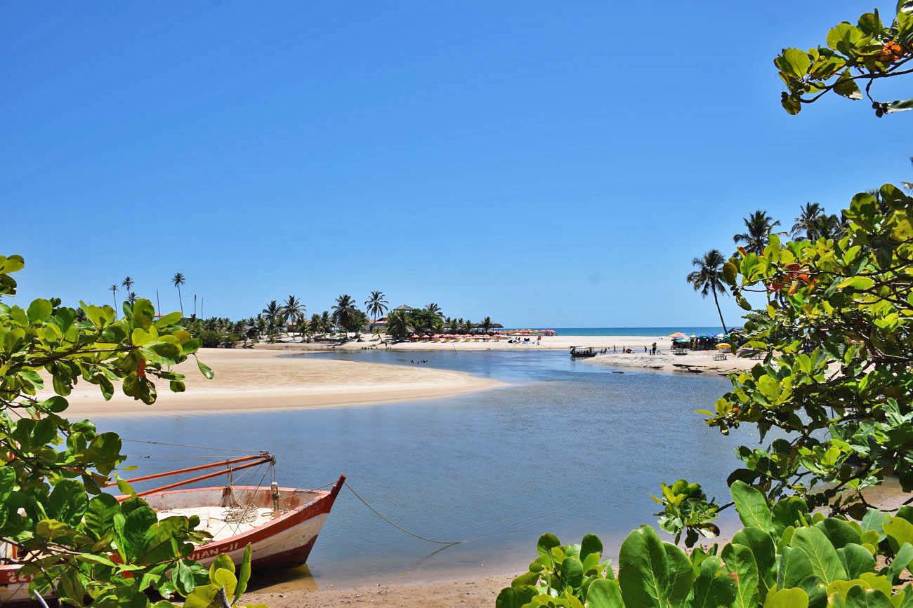 o que fazer em alagoas - dunas de marapé - praias