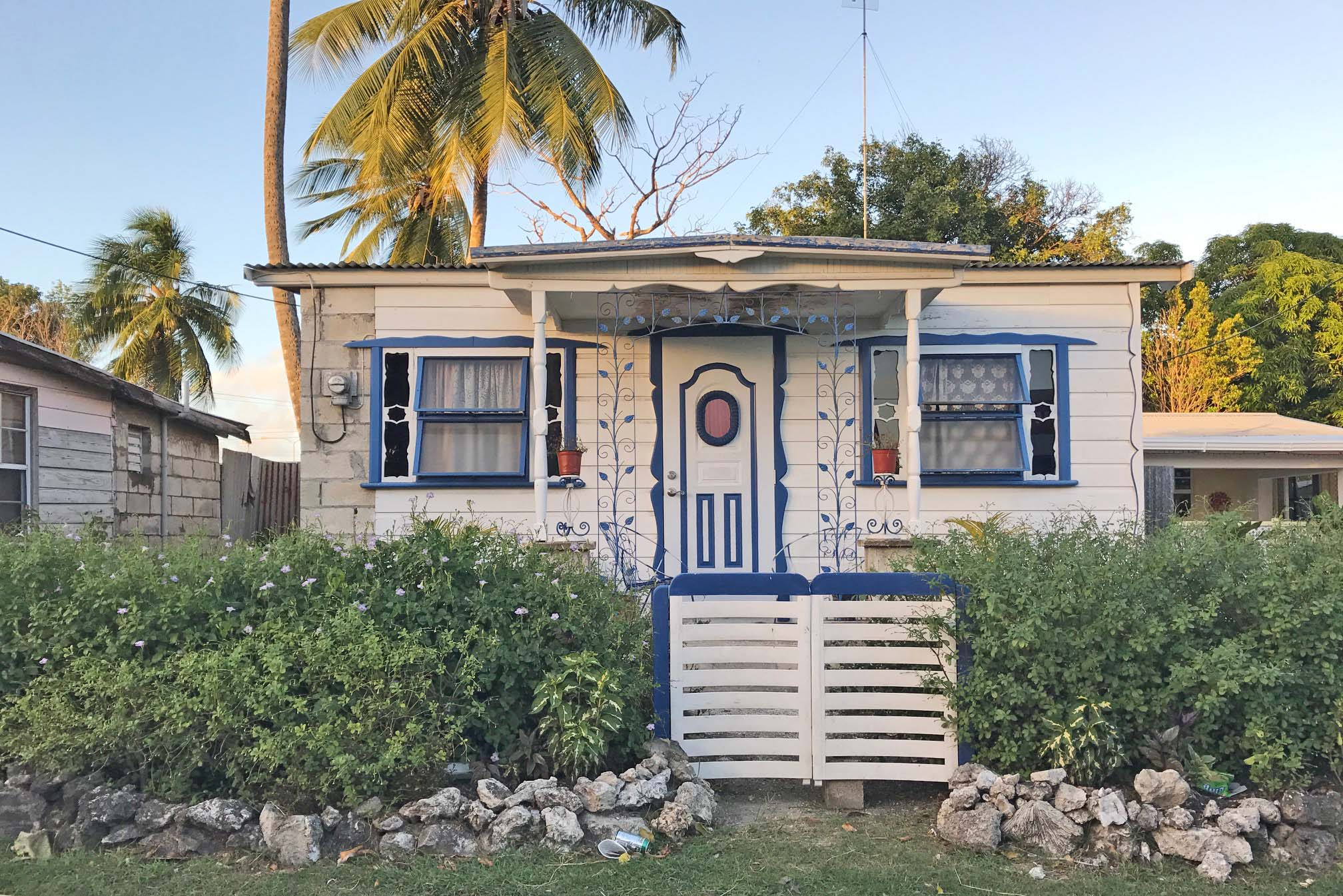 barbados old homes