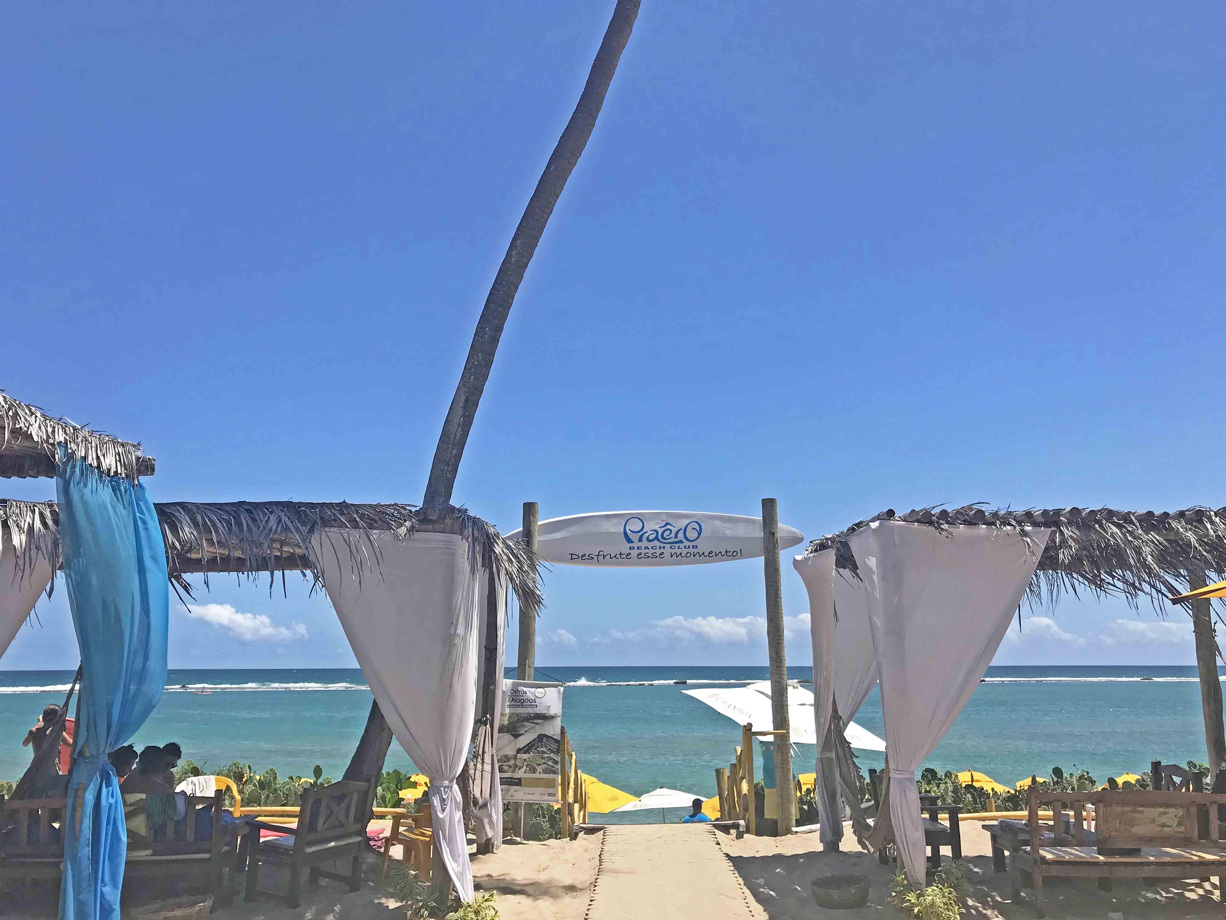 dicas de alagoas - praero beach club - barra de sao miguel