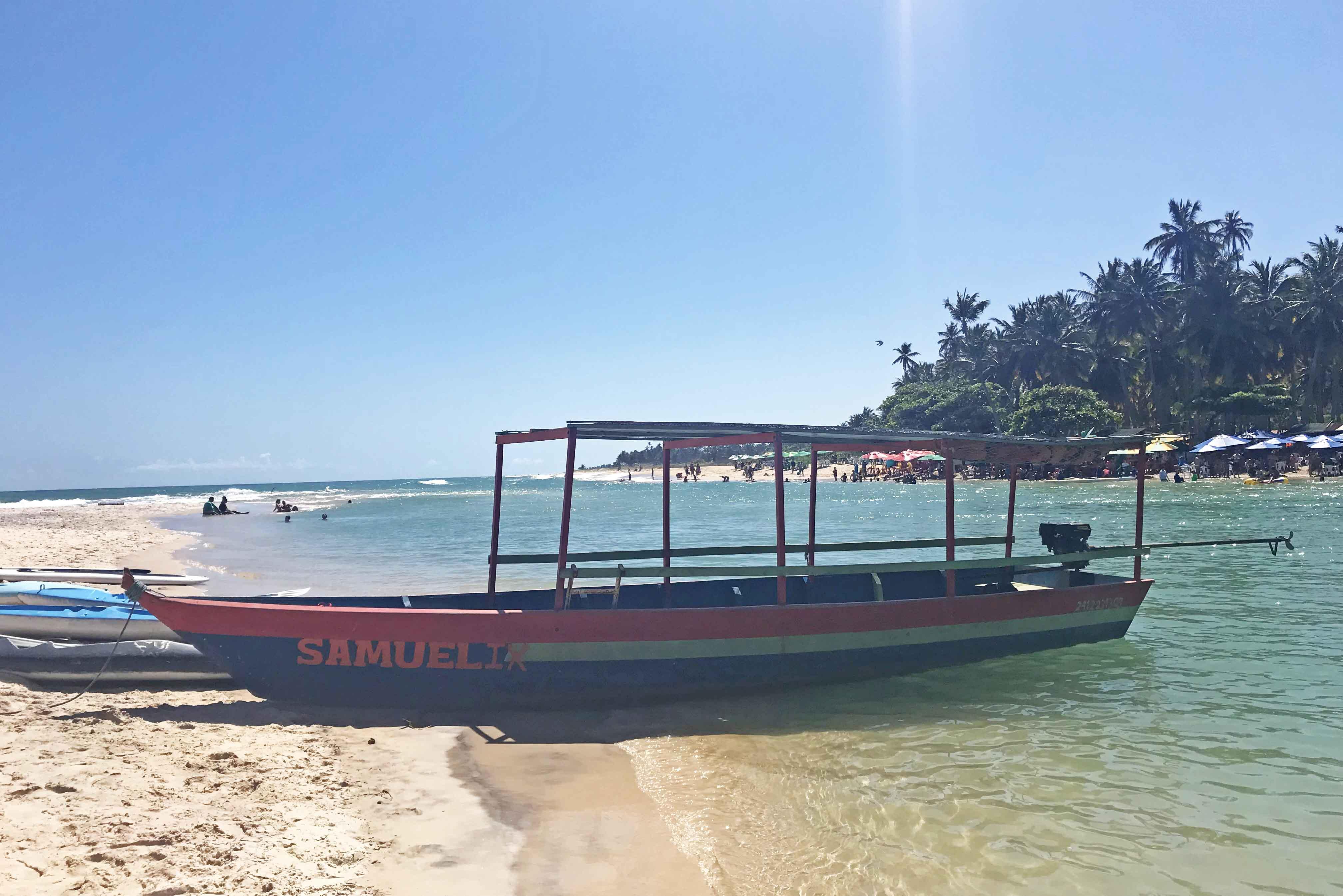 Dunas de Marapé - Alagoas