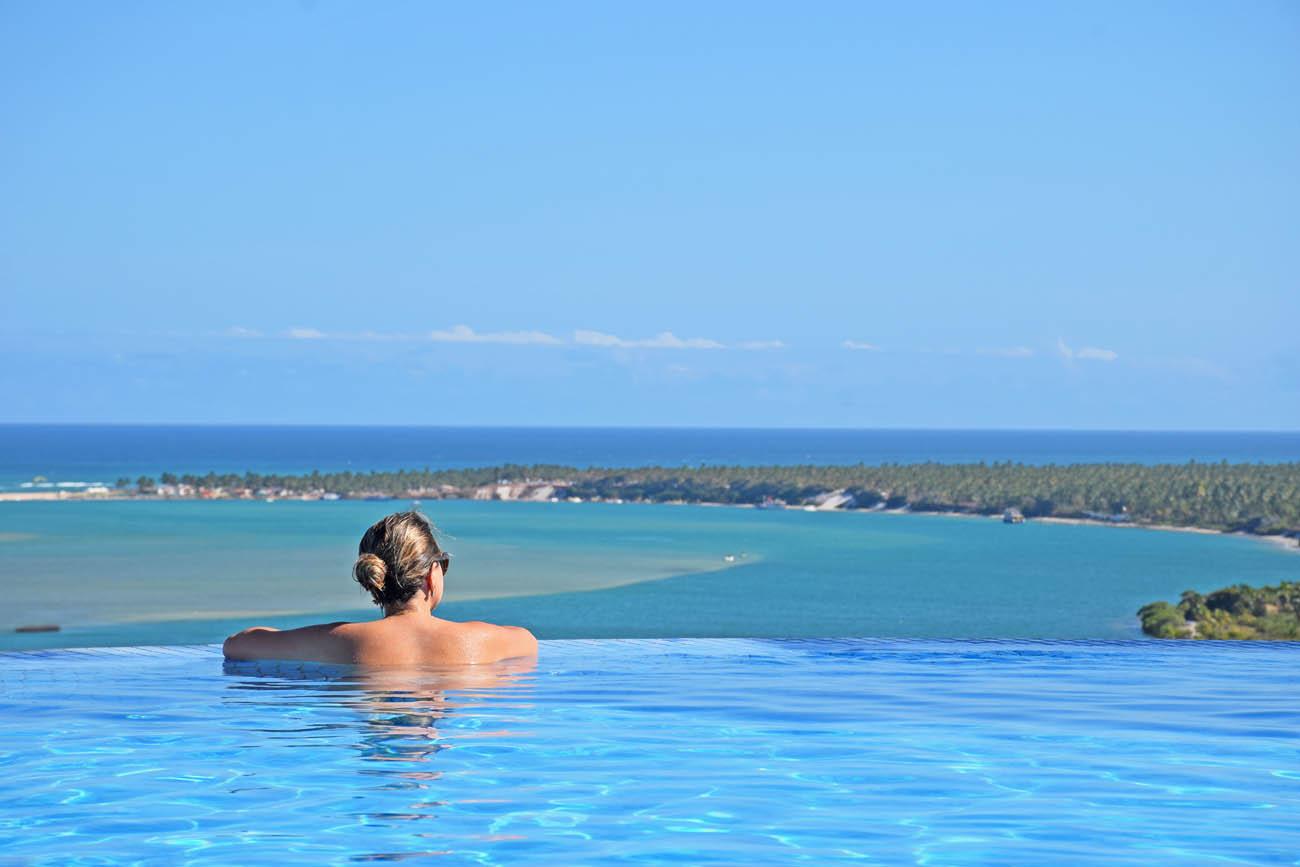 Destinos de lua de mel no Brasil - Barra de São Miguel - Hotel gungaporanga - Alagoas