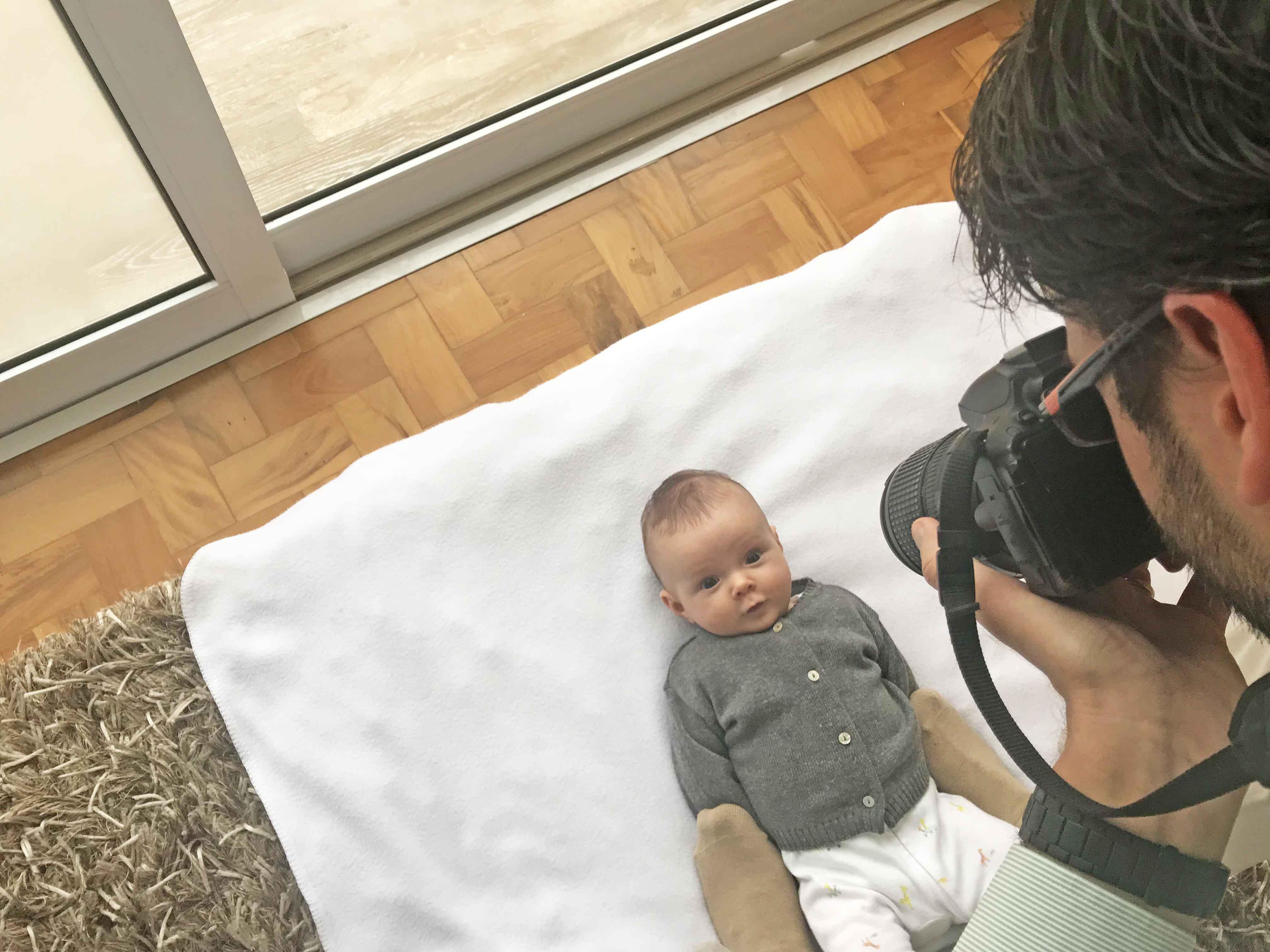 foto passaporte bebe