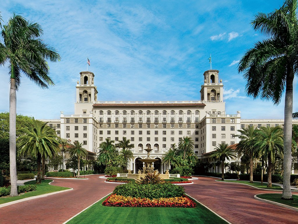 hotel The Breakers palm beach