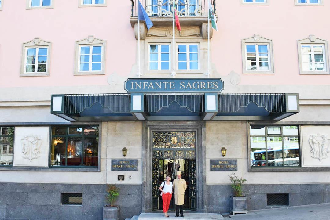 Hotel Infante Sagres- Porto - Portugal - Lala Rebelo