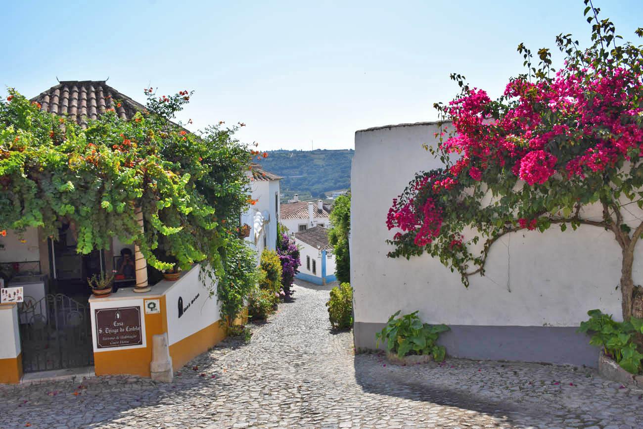 dicas de portugal obidos