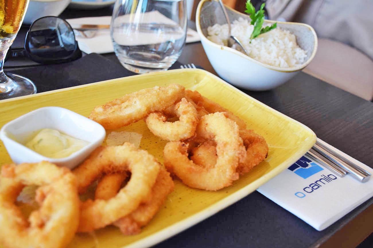 restaurante o camilo praia do camilo algarve portugal