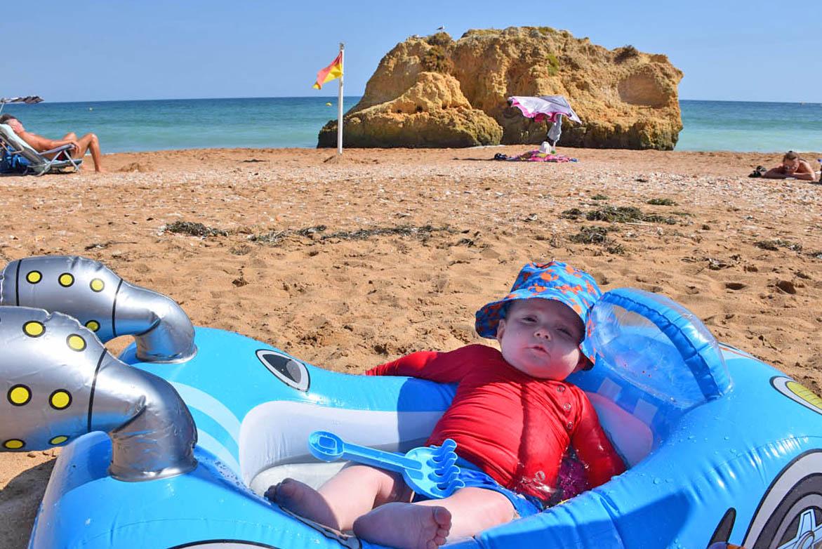 dicas do algarve portugal praia dona ana